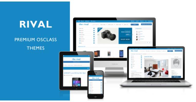 Rival – Premium osclass themes
