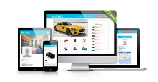 Kings – Premium Osclass Themes