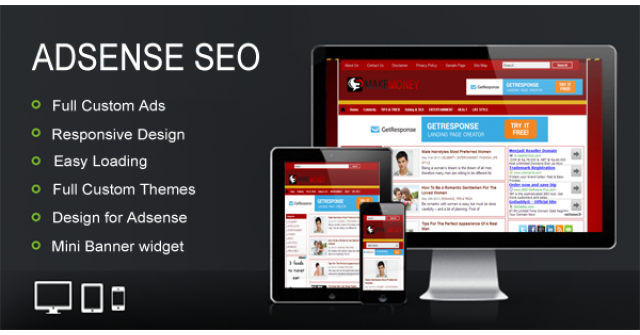 Adsense Seo – WordPress Themes For Adsense