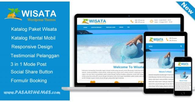 Wisata – WordPress themes wisata & rental mobil